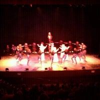 Photo taken at Teatro Vallarta by Javier M. on 9/4/2011