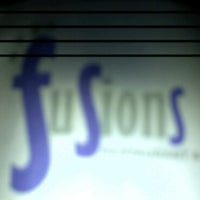 Photo taken at Fusions by FAI-OZ on 4/20/2011