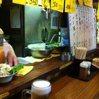 Photo taken at 立ち呑み 盛田家 by toushirouEX on 8/16/2012