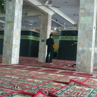 Photo taken at Mesjid Taqwa by darfius z. on 8/21/2012