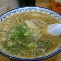 Photo taken at Ganso Akanoren Setchan Ramen by imamu 1. on 9/14/2011