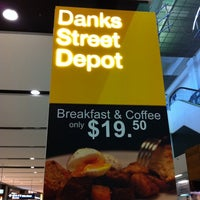 Photo taken at Danks Street Depot by Stephenie R. on 8/1/2011