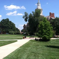 Photo taken at Howard University by Erica H. on 7/12/2011