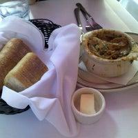 Photo taken at Café Bastille by Irik on 9/22/2011