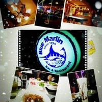 Photo taken at Blue Marlin by Marjana K.A. on 6/21/2012