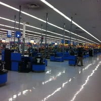 Photo taken at Walmart Supercenter by Adrienne C. on 9/8/2012