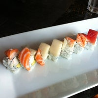 Photo taken at The Fish Sushi and Asian Grill by Paul G. on 7/4/2012