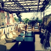 Снимок сделан в Ресторан & Lounge «Река» пользователем Ilosha 8/9/2012