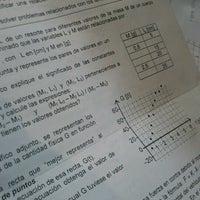 Photo taken at Biblioteca UTFSM by Jose Z. on 6/15/2012
