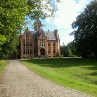 Photo taken at Domein Ryckevelde by Matthias V. on 6/8/2011