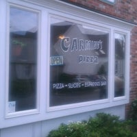 Photo taken at Carmine's by Dan C. on 9/18/2011