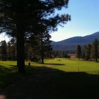 Photo taken at Elephant Rocks Golf Course by Chelsea C. on 10/3/2011