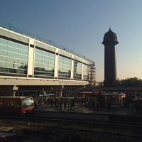 Photo taken at Bahnhof Berlin Ostkreuz by Stefan M. on 10/17/2011