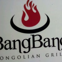 Photo taken at BangBang Mongolian Grill by Todd J. on 10/22/2011