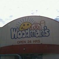 Photo taken at Woodman's Food Market by Nick L. on 7/21/2011