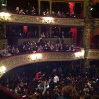 Photo taken at Théâtre du Gymnase by Alexis F. on 1/30/2012