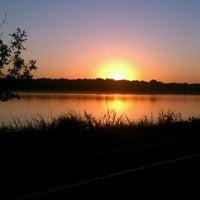 Photo taken at White Rock Lake by David M. on 10/16/2011