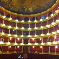 Photo taken at Teatro Degollado by Octavio M. on 3/14/2012