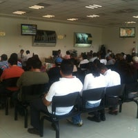Photo taken at Tesoreria Tecnoparque by Rulasmx J. on 4/2/2012