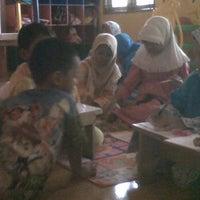Photo taken at Rumah Cerdas Islami by Deamira F. on 1/13/2012