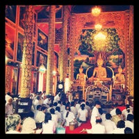 Photo taken at Wat Sri Boon Rueang by Danny C. on 8/2/2012