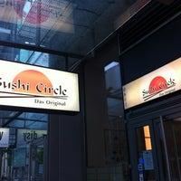Photo taken at Sushi Circle by Domen K. on 5/6/2012