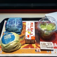 Photo taken at McDonald's by たぁちゃん on 3/31/2012