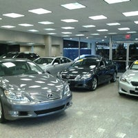 Photo taken at Bay Ridge Lexus by Alan K. on 3/31/2012