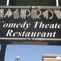Photo taken at Tampa Improv by Ricky P. on 6/30/2012