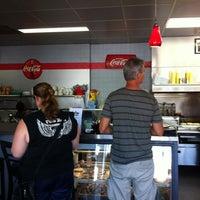 Photo taken at New York Diner & Bagel by Sheri P. on 6/17/2012
