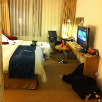 Photo taken at Holiday Inn Express by R on 2/11/2012