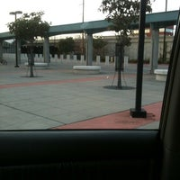 Photo taken at Dublin/Pleasanton BART Station by Jackie B. on 2/5/2011