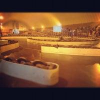 Снимок сделан в Картинг «Серебряный дождь» пользователем Anton G. 8/11/2012