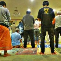 Photo taken at Surau KLCC by Aiman Zhafransyah on 3/10/2012