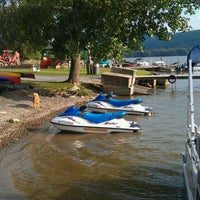 Photo taken at Otisco Lake Campgrounds & Marina by John S. on 9/2/2011