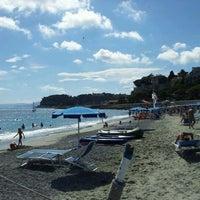 Photo taken at Celle Lido Beach Club by Alexx V. on 8/29/2011