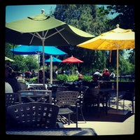 Photo taken at Googleplex - Big Table Cafe by Tessa M. on 6/15/2012