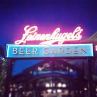 Photo taken at Leinenkugel's Beer Garden by David B. on 6/27/2012
