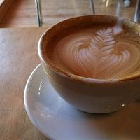 Photo taken at Primavera Coffee Roasters by Katie G. on 11/25/2011