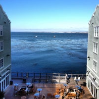 Photo taken at InterContinental The Clement Monterey Hotel by Jason on 8/7/2012