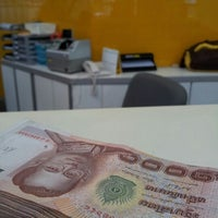 Photo taken at Krungsri Bank by Woralan P. on 7/9/2012