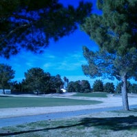 Photo taken at Desert Rose Golf Course by Mitch B. on 12/11/2011