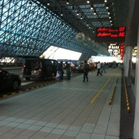 Photo taken at Terminal 2 by James H. on 4/19/2012