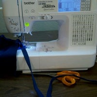 Photo taken at Sewing Room by Maria V. on 12/9/2011