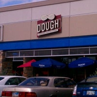 Photo taken at DOUGH Pizzeria Napoletana by Carla C. on 11/25/2011