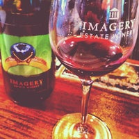 Photo taken at Imagery Estate Winery by Stephen K. on 9/9/2012