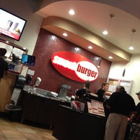 Photo taken at Smashburger by Andy D. on 6/9/2012