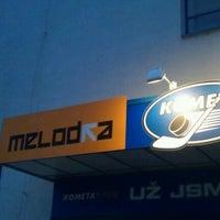 Photo taken at Melodka by 'Mája' S. on 7/20/2012