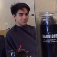 Photo taken at Robert Jeffrey Salon by Cal P. on 5/11/2012