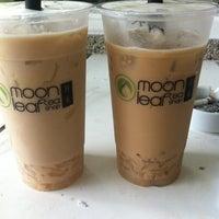 Photo taken at Moonleaf Tea Shop by Ish d. on 3/16/2012